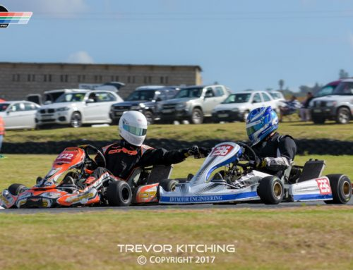 Border EP Regional Karting Championship off to a slippery start -13 May 2017