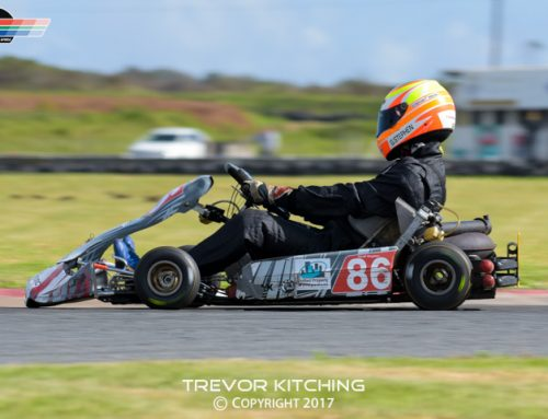 Border Karters Rev up the Track – 14 Sept 2017