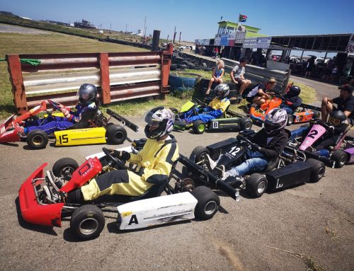 THRILLING SEASON OPENER FOR BORDER KARTING 16-02-2019